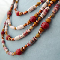Tanina Multi-Strand Necklace