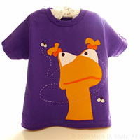 Felicity. Applique T-Shirt